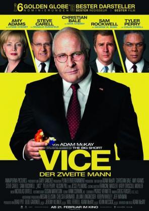 Vice - Der zweite Mann (OV)