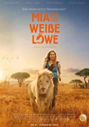 Mia und der weiße Löwe (OV)