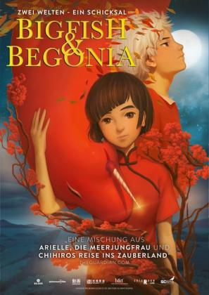 Big Fish & Begonia (OV)
