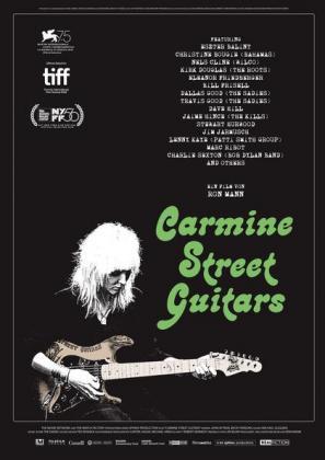 Carmine Street Guitars (OV)