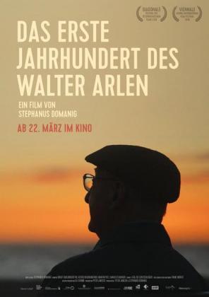 Filmplakat von Das erste Jahrhundert des Walter Arlen (OV)