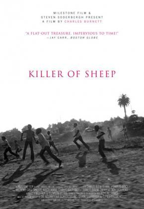 Filmplakat von Killer of Sheep - Schlächter der Schafe