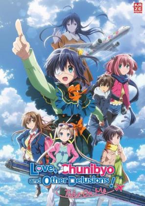 Filmbeschreibung zu Love, Chunibyo & Other Delusions! Take on Me