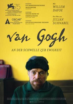 Van Gogh - An der Schwelle zur Ewigkeit (OV)