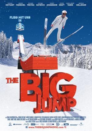 Filmplakat von The Big Jump