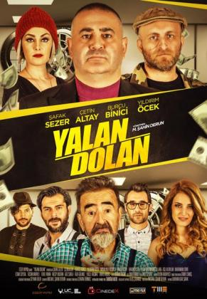 Filmplakat von Yalan Dolan