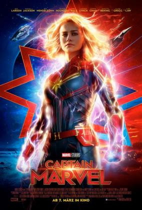 Captain Marvel 3D (OV)