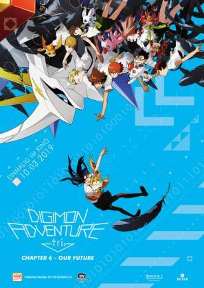 Digimon Adventure tri. Chapter 6: Our Future
