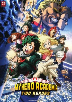 My Hero Academia: Two Heroes (OV)