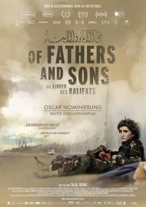 Filmplakat von Of Fathers and Sons - Die Kinder des Kalifats