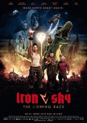 Iron Sky: The Coming Race (OV)