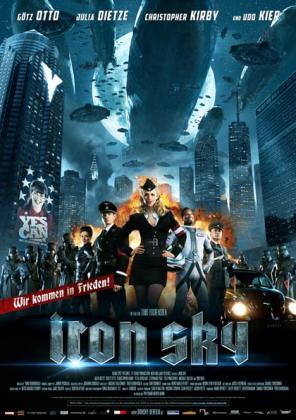 Iron Sky - Wir kommen in Frieden! (Director's Cut) (OV)