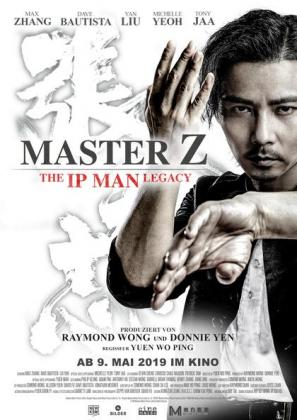 Filmplakat von Master Z: The Ip Man Legacy (OV)