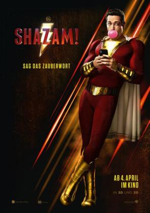 Shazam! 3D (OV)