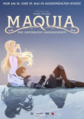 Filmplakat von Maquia - Eine unsterbliche Liebesgeschichte