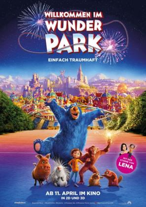 Willkommen im Wunder Park 3D (OV)