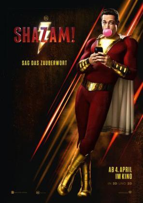 Shazam! 4D