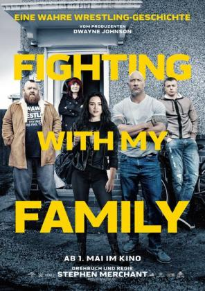 Filmbeschreibung zu Fighting with my Family