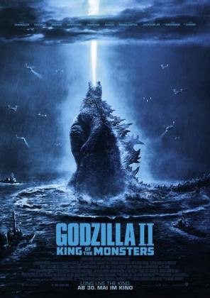 Godzilla II: King of the Monsters 3D