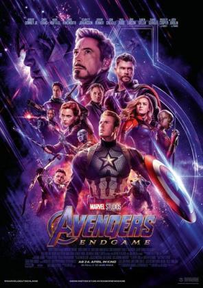 Avengers: Endgame 3D (OV)