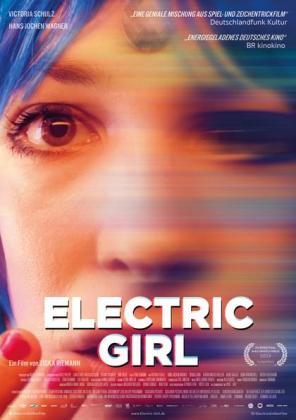 Filmplakat von Electric Girl