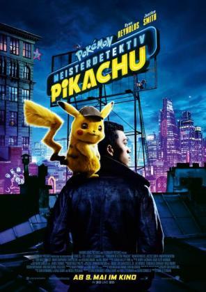 POKÉMON Meisterdetektiv Pikachu 3D (OV)