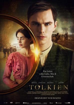 Filmplakat von Tolkien