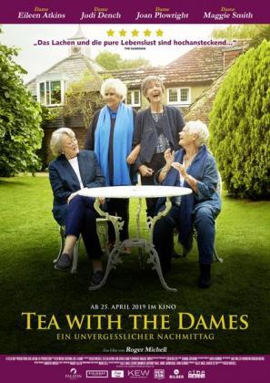 Ü 50: Tea with the Dames - Ein Unvergesslicher Nachmittag