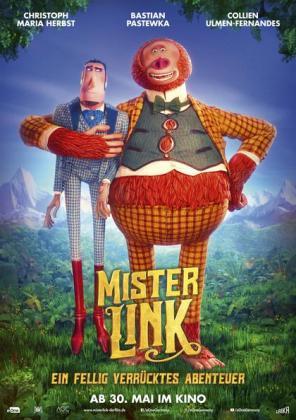 Mister Link - Ein fellig verrücktes Abenteuer (OV)