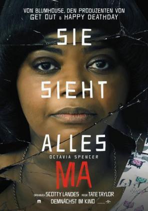 Filmplakat von Ma - Sie sieht alles. (OV)