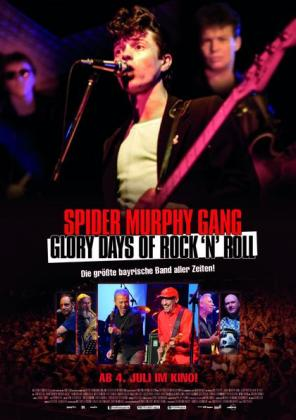 Spider Murphy Gang - Glory Days of Rock'n'Roll