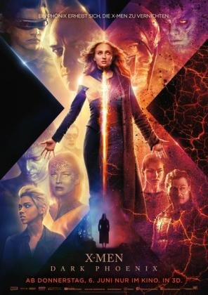 X-Men: Dark Phoenix 3D (OV)