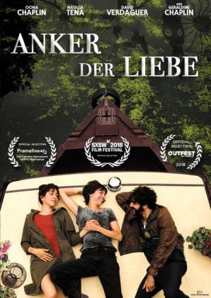 Filmplakat von Anker der Liebe
