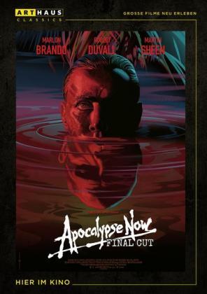 Filmbeschreibung zu Apocalypse now - Final Cut