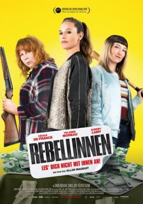 Rebellinnen - Leg' dich nicht mit ihnen an! (OV)