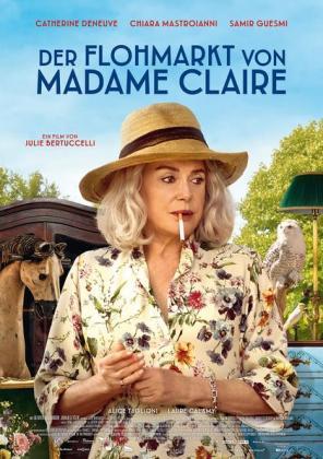 Filmbeschreibung zu Ü50: Der Flohmarkt von Madame Claire