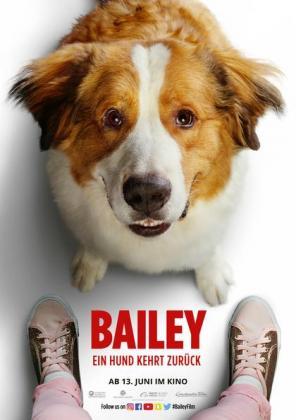 Bailey - Ein Hund kehrt zurück (OV)