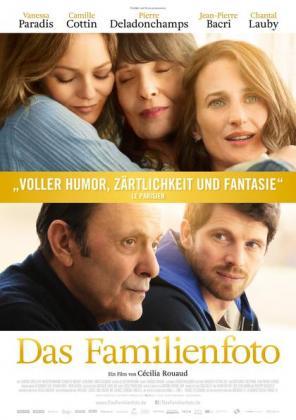 Filmbeschreibung zu Ü 50: Das Familienfoto