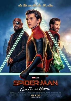 Filmplakat von Spider-Man: Far From Home (OV)
