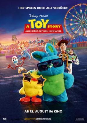 A Toy Story: Alles hört auf kein Kommando (OV)