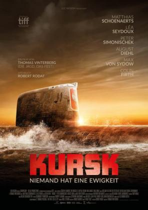 Filmplakat von Kursk