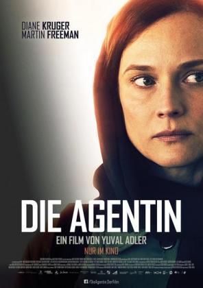 Filmbeschreibung zu Die Agentin (OV)