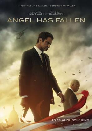 Filmbeschreibung zu Angel has fallen