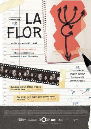 Filmplakat von La Flor - Kapitel 3, Akt 2 (OV)