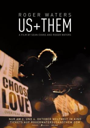 Roger Waters US + THEM (OV)