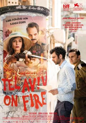 Ü 50: Tel Aviv on Fire