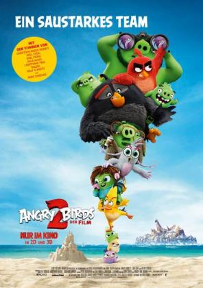 Angry Birds 2 - Der Film 3D
