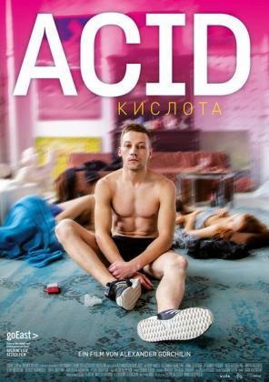 Filmplakat von Acid