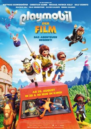Playmobil: Der Film 3D (OV)