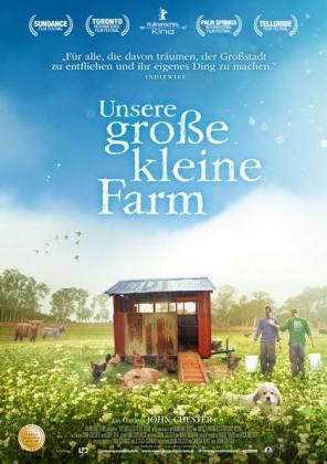 Filmplakat von Ü 50: Unsere große kleine Farm